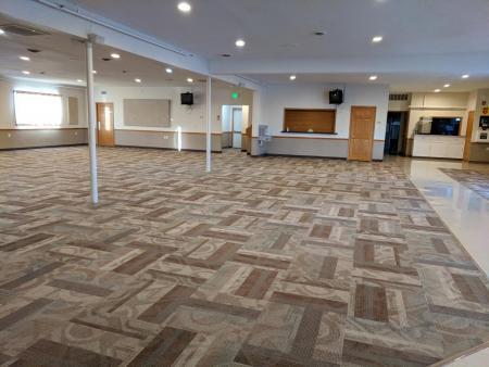 Empty Room Layout